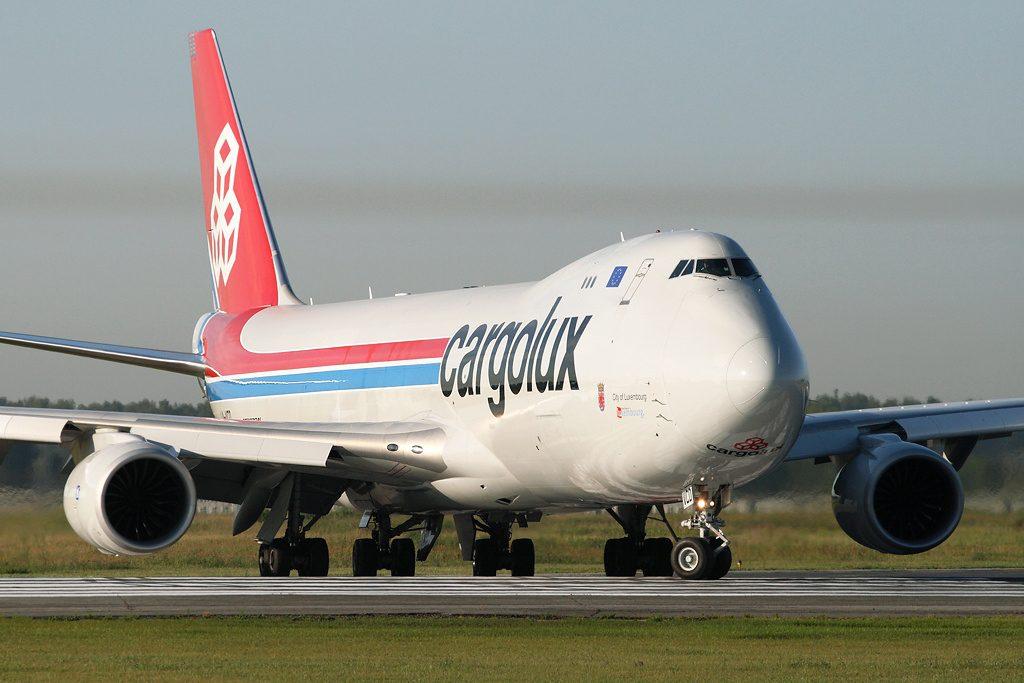 Boeing 747 Cargolux