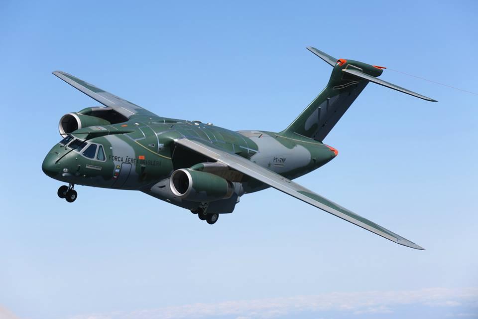 Brasil quer vender aviões para Índia