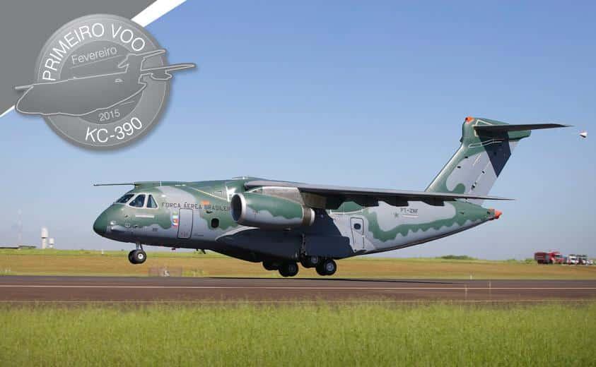 KC-390-primeiro-decolagem