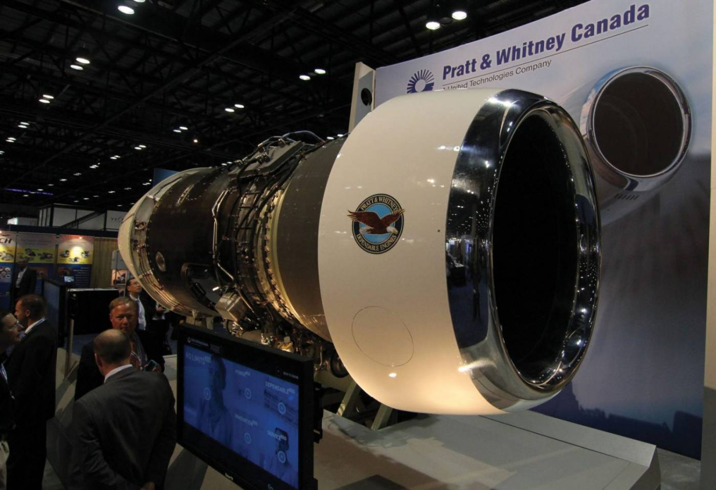 Pratt & Whitney PurePower® PW8...