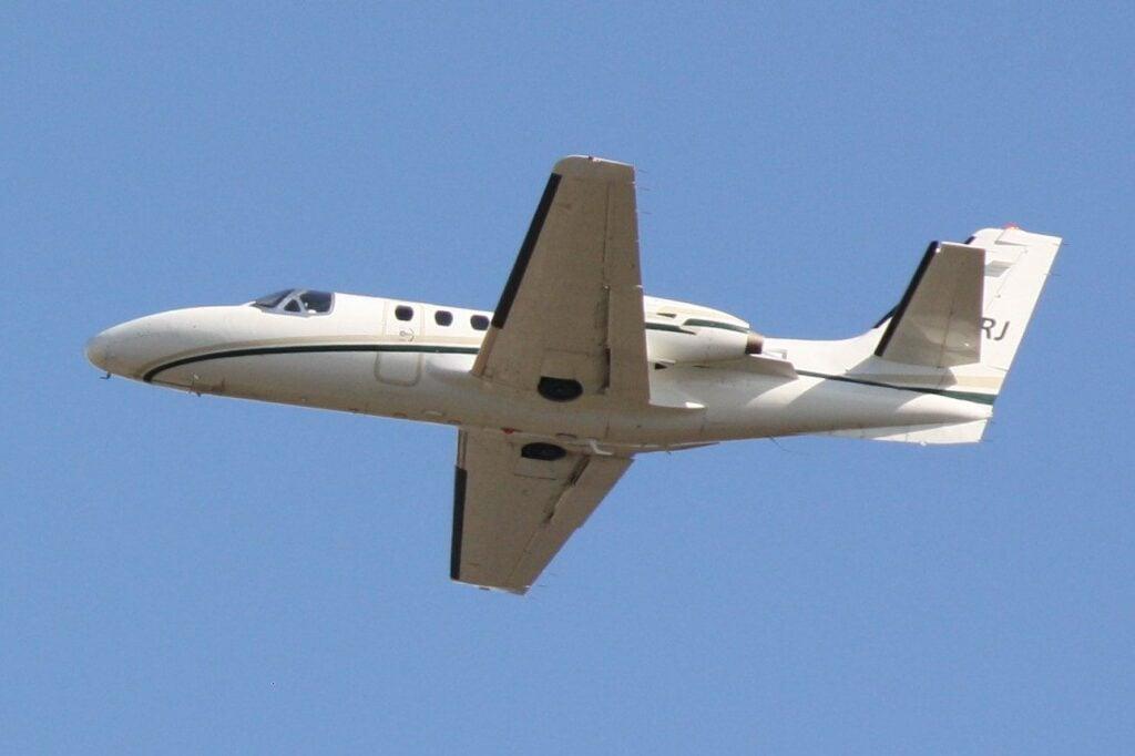 Cessna 500 Citation 1 -N810RJ 011212 (8)
