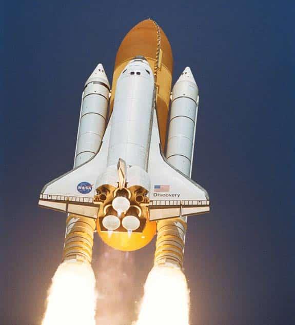 400 space shuttle