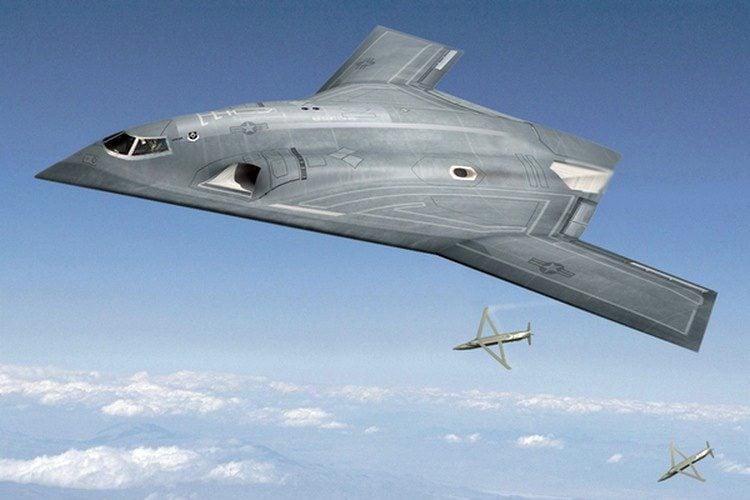 Projeção da nova geração, o design ainda está em estudo pela Força Aérea Americana e não foi divulgado até o momento.
