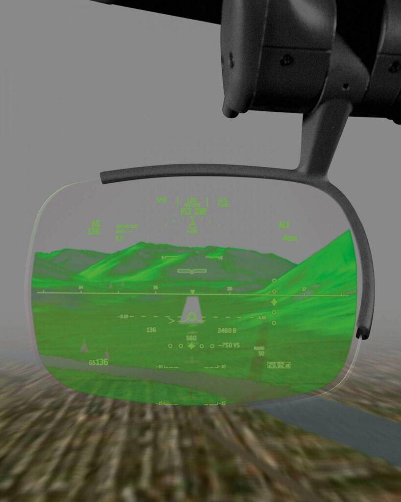Sistema Enhanced Vision System.