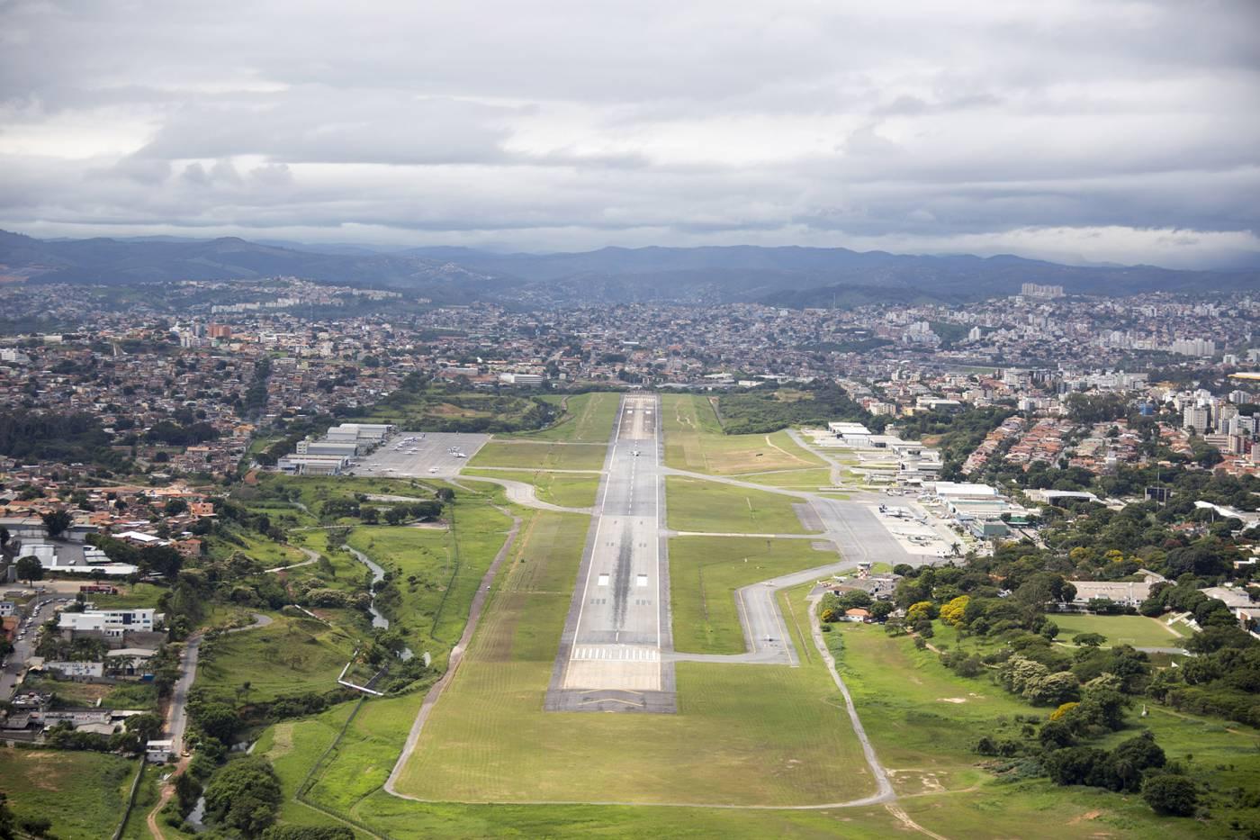 Governo suspende reabertura da Pampulha a grandes voos comerciais