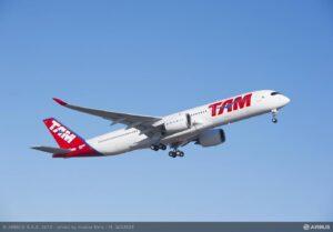 LATAM - Airbus A350