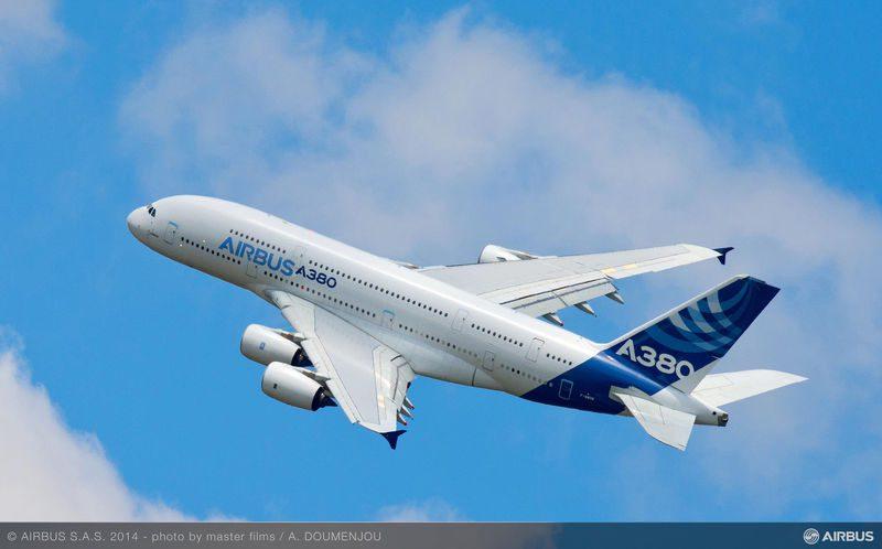 Modelo A380 da Airbus poderá deixar de ser fabricado