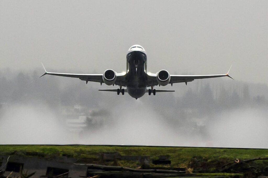 Foto - Paul Gordon/Boeing
