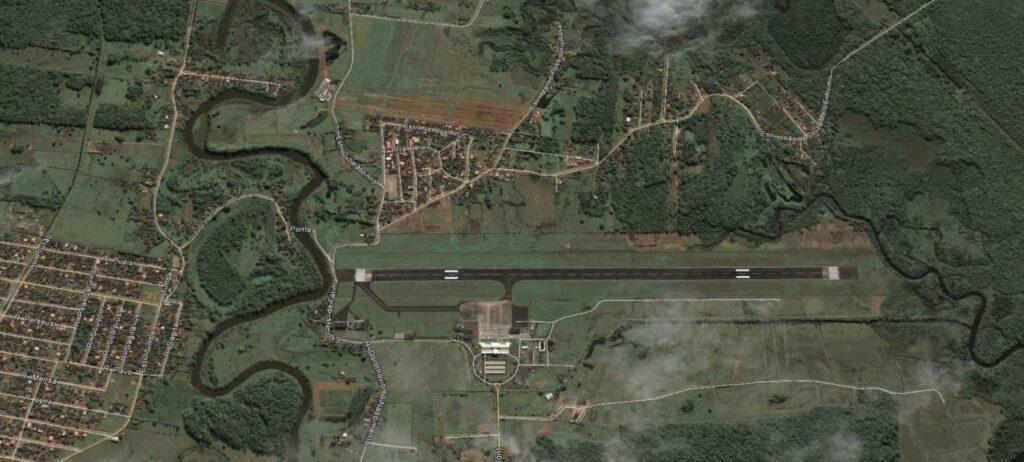 Vista do local via Google Maps.