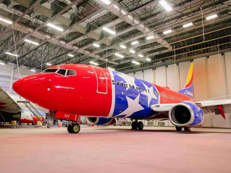 Foto - Southwest Airlines
