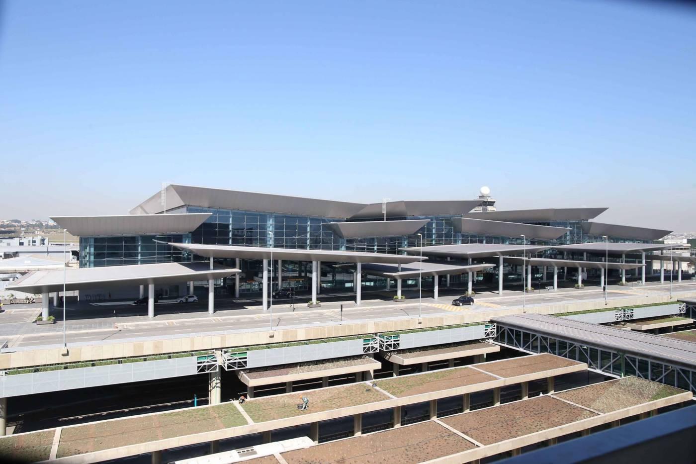 Aeroporto de Guarulhos GRU Airport São Paulo