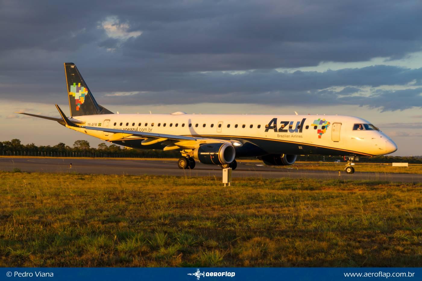 Azul atinge a marca de 225 voos por dia, após redução das operações na pandemia – Aeroflap