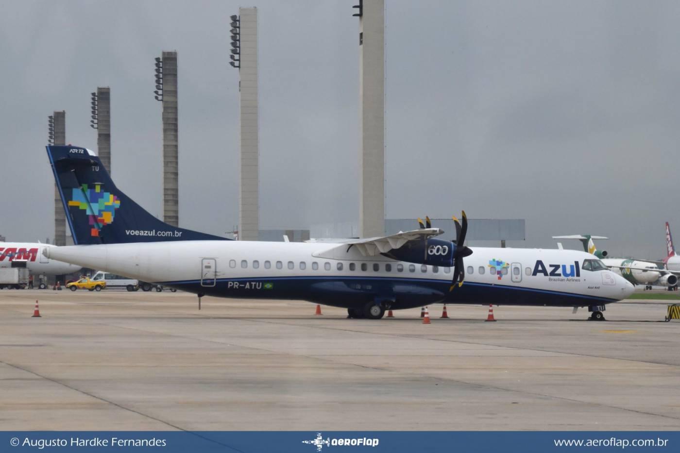 Azul Linhas Aéreas ATR 72-600
