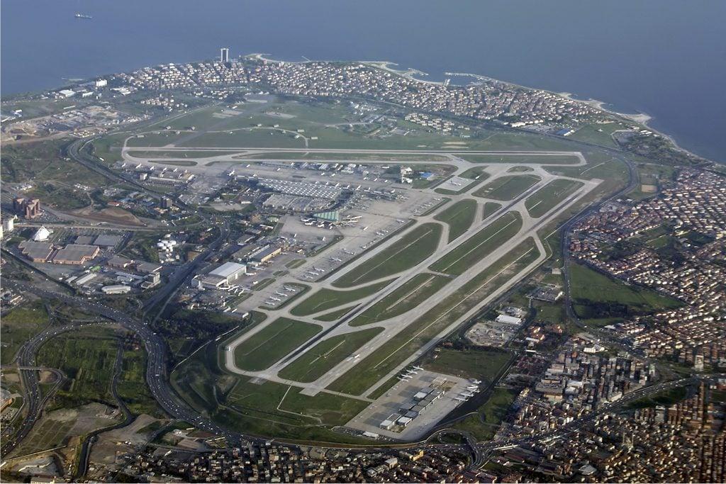 Aeroporto de Istambul