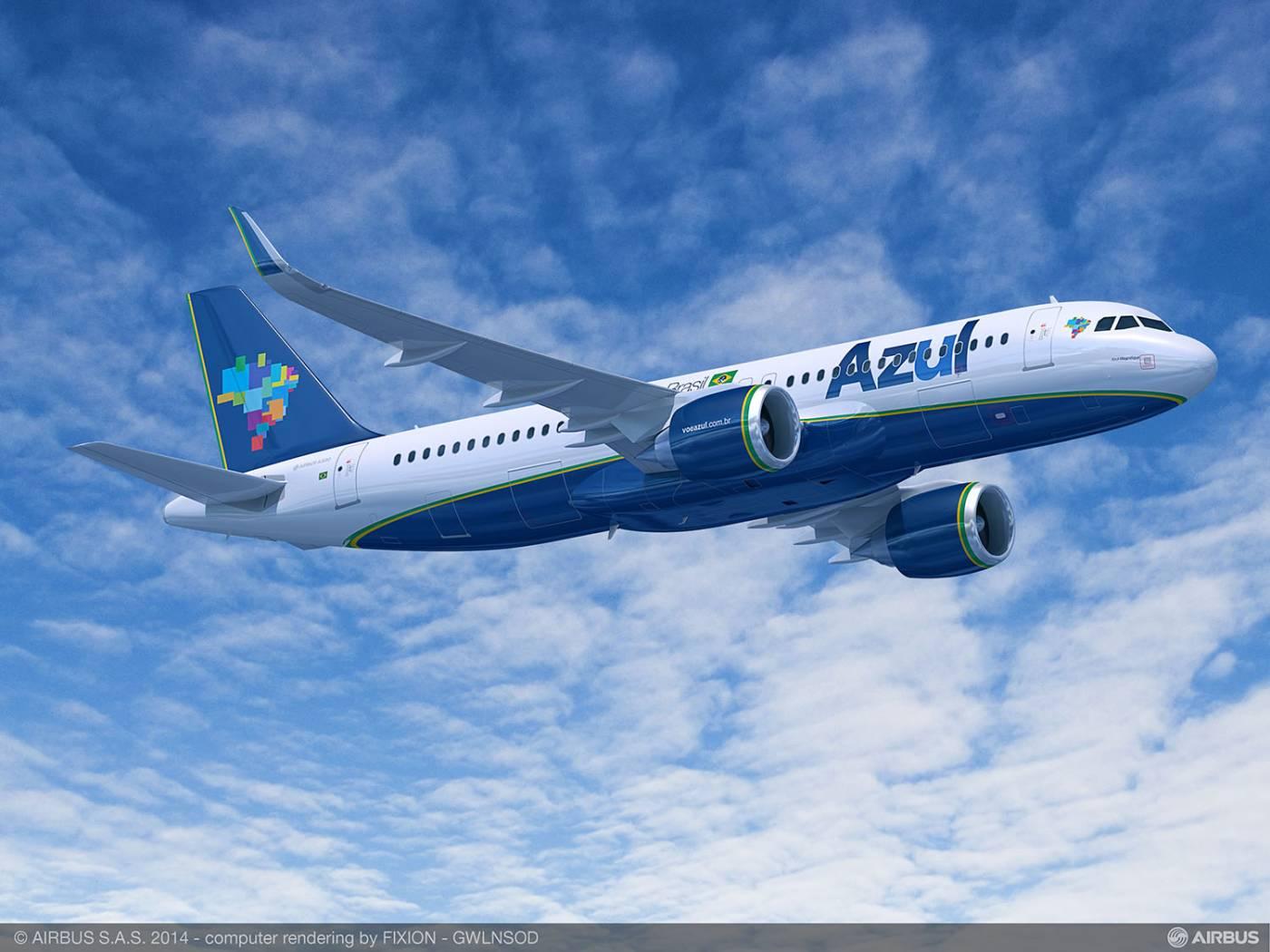 c599f4fd39 Azul Linhas Aéreas sedia primeiro centro de treinamento da Airbus no Brasil