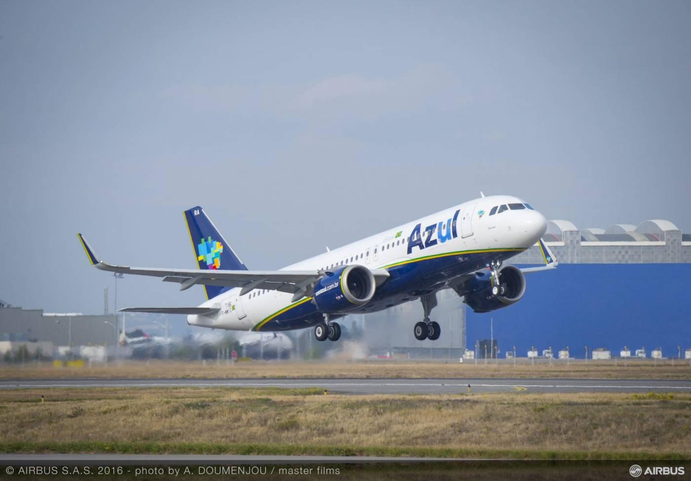 Azul-A320neo