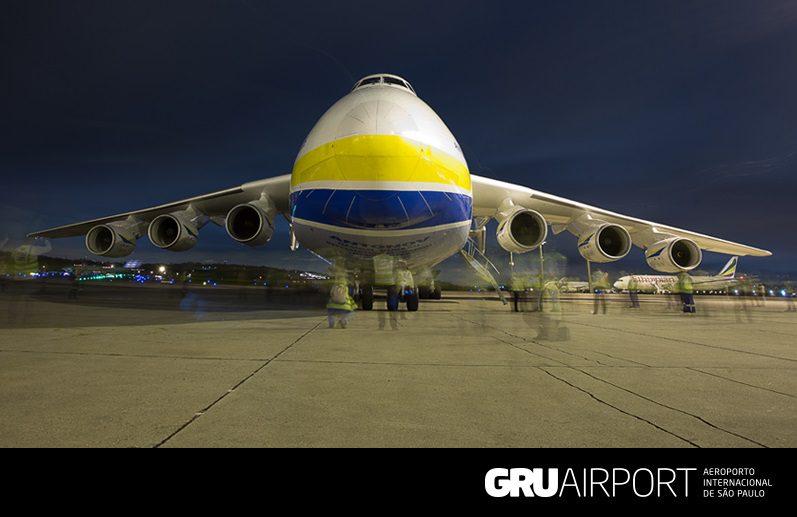 Foto - GRU Airport/Via Facebook