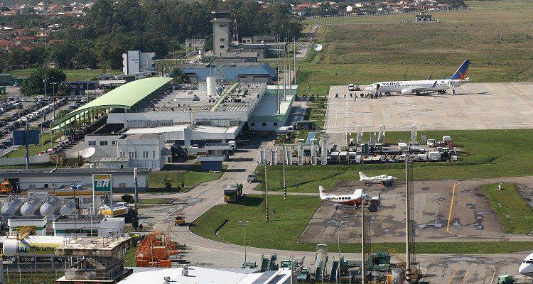 Aeroporto de Florianópolis. Foto - SAC/Divulgação