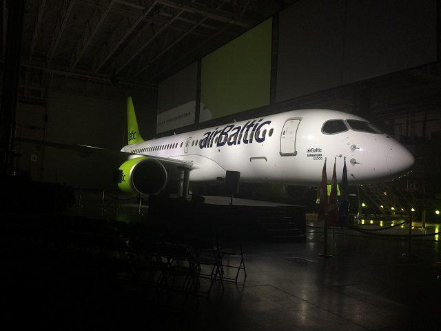 Foto - Bombardier/Reprodução