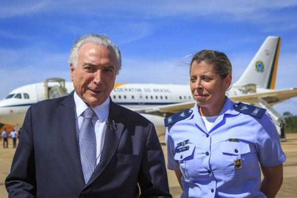 Foto - Força Aérea Brasileira/Reprodução