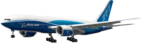 Resultado de imagen para Boeing 777F png