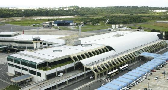 Aeroporto De Salvador : Terminal de cargas do aeroporto salvador registra