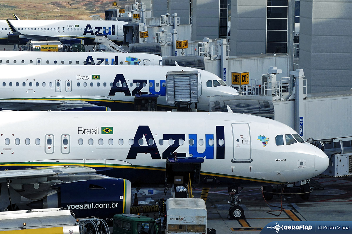 Azul anuncia lucro líquido de R$204 milhões no 3T17