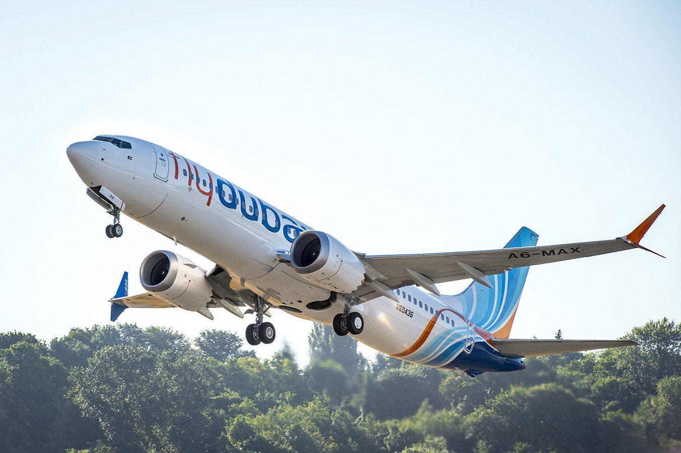 Boeing 737 MAX Flydubai