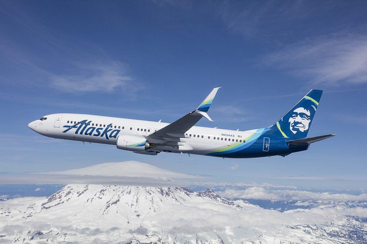 Alaska Airlines EUA Voos