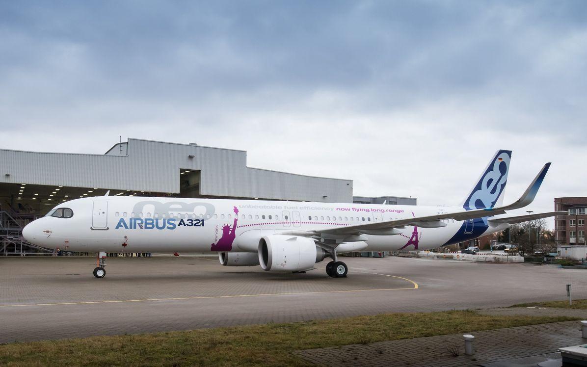 Resultado de imagen para A321neo