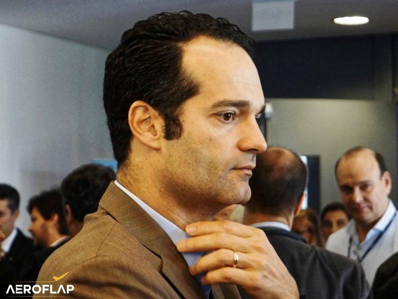 Brasileiro Fernando Pinto vai deixar o comando da TAP