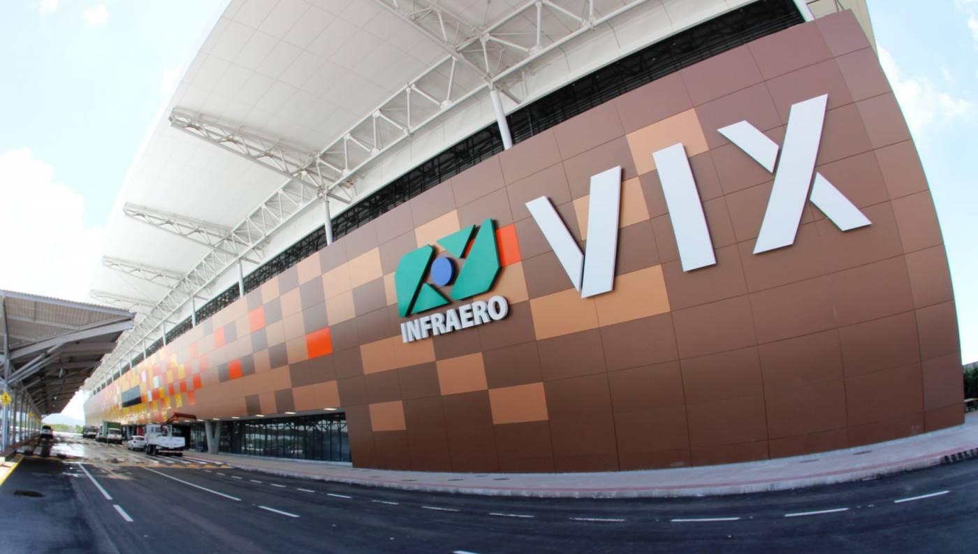 Aeroporto Vix : Novo aeroporto de vitória será inaugurado nesta quinta feira gol