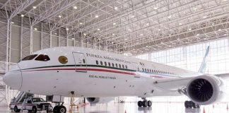 Boeing 787 Governo do México