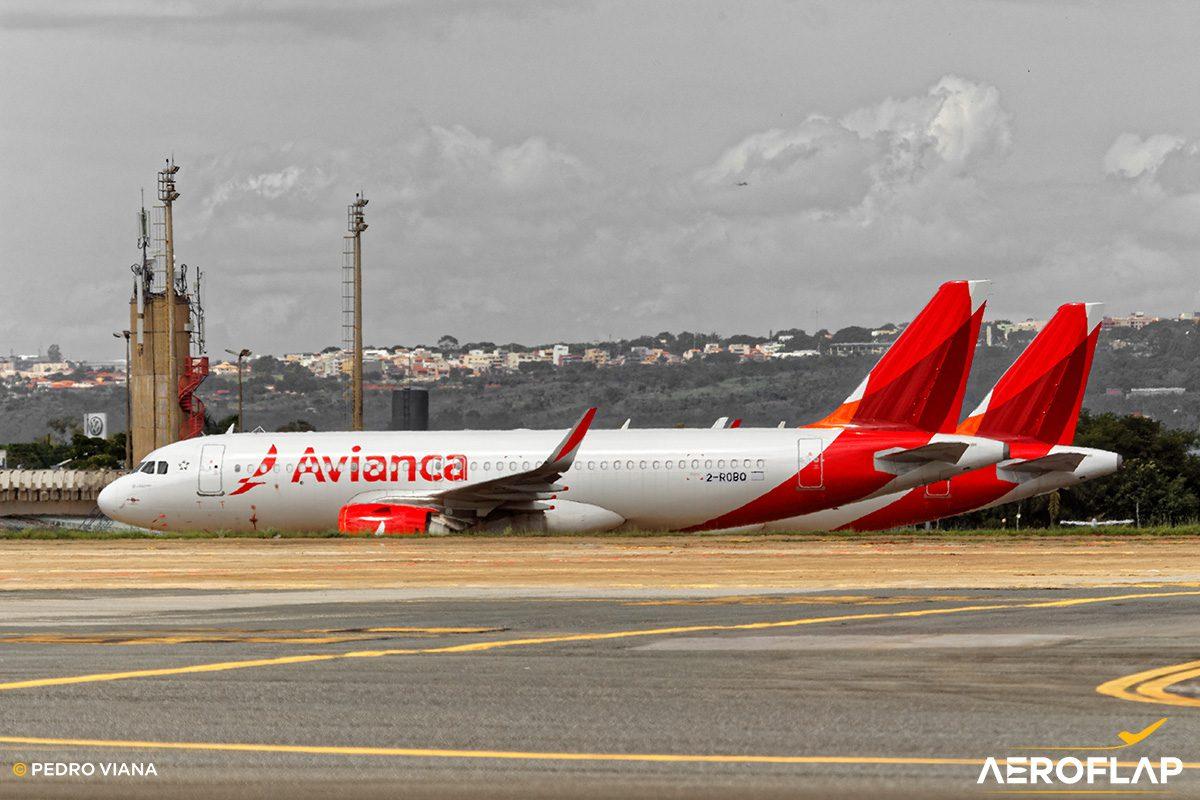 bd1a533a2d4a6 Confira a situação da frota da Avianca Brasil nesta terça-feira (16 ...