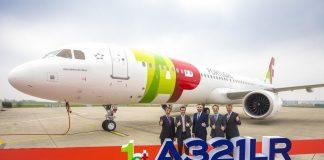 TAP Air Portugal Airbus A321LR