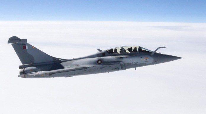 Força Aérea do Catar recebe segundo lote de caças Dassault