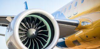 Motor Embraer E195-E2