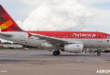 Airbus A318 Avianca Brasil
