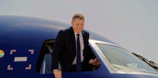 Azul John Rodgerson