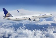 United Airlines Boeing 737 Voos