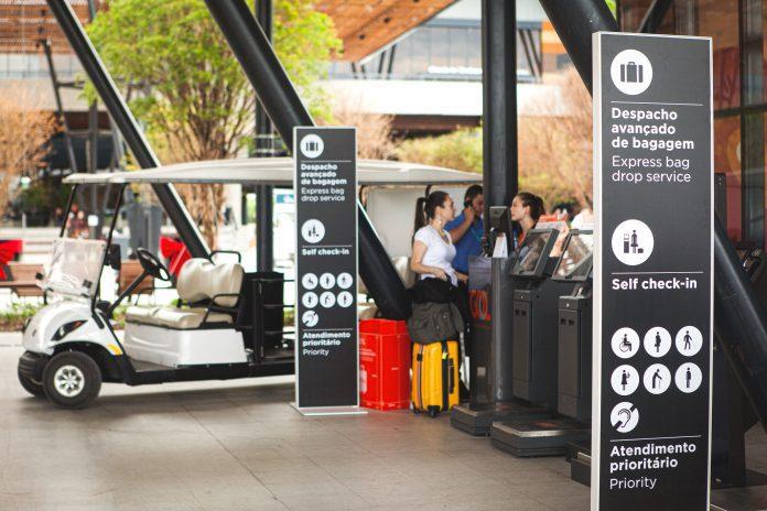 Aeroporto Internacional de Florianópolis inova com sistema de Despacho Avançado de Bagagem