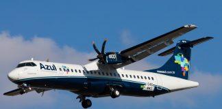 Azul Linhas Aéreas ATR 72 Campinas