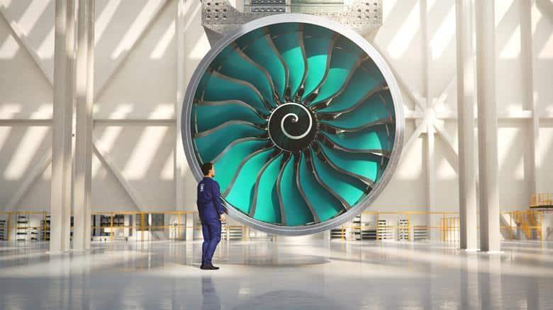 Rolls-Royce Motor UltraFan