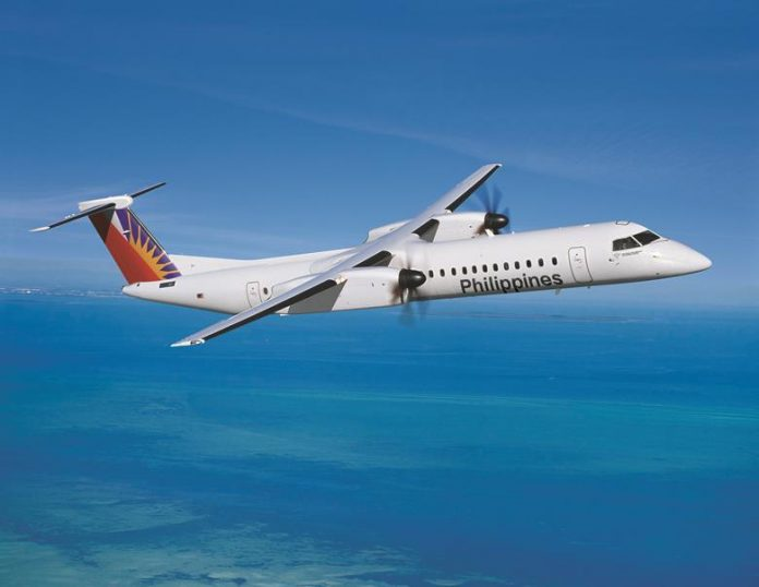 De Havilland Dash 8 turboélice