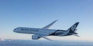 Boeing 787 Air New Zealand