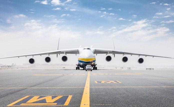Antonov An-225 Ucrânia