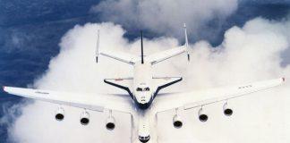 Antonov An-225 Maior Avião do Mundo