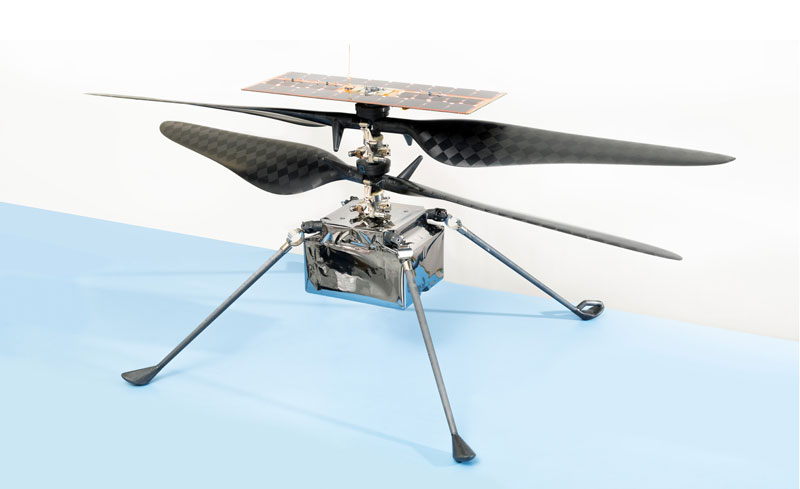 NASA Helicóptero Ingenuity