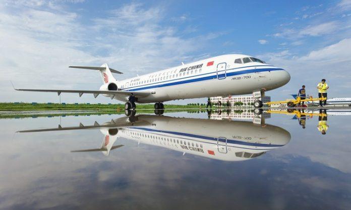 China COMAC ARJ-21