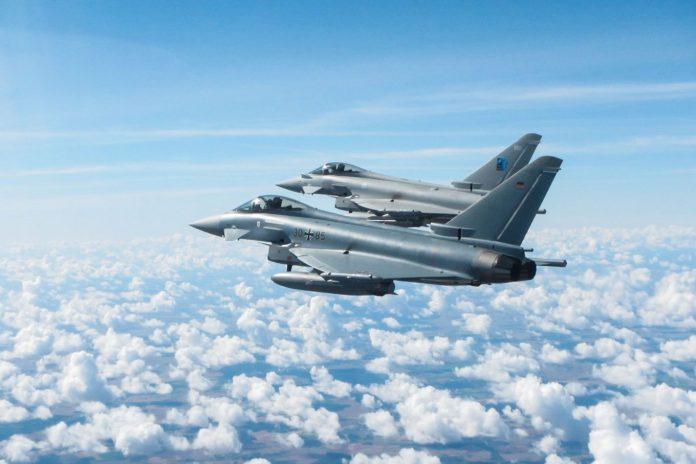 Eurofighter Alemanha Indra
